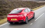 Hyundai i30 Fastback N 2019 UK first drive review - hero rear