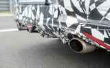 Hyundai i30 Fastback prototype official photo Nurburgring 4