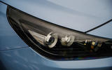 Hyundai i30 N 2020 UK first drive review - headlights