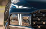 3 Hyundai Santa Fe PHEV 2021 UK FD headlights