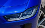 Jaguar I-Pace 2018 review headlights