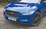 Jaguar I-Pace 2018 - front end