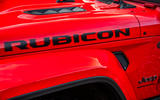 Jeep Wrangler (JL) Unlimited Rubicon 2018 review decals