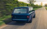 3 JIA Range Rover Chieftain 2021 UK FD hero rear