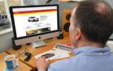 John Evans buying cars online