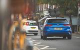 Kia Ceed 2018 long-term review - hero rear