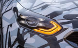 Kia Proceed GT 2018 prototype drive headlights