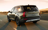 Kia Telluride 2019 first drive review - hero rear