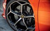 Lamborghini Huracan Evo 2019 first drive review - alloy wheels