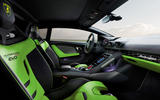 Lamborghini Huracan EVO RWD 2020 UK first drive review - interior