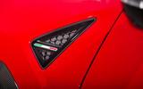 Lamborghini Urus review 2018 body panel vents