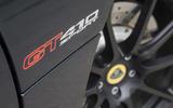 Lotus Evora GT410 Sport 2018 UK review wheels