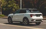 Lynk & Co 01 first drive review - rear