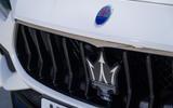 3 Maserati Ghibli Hybrid 2021 UK FD nose