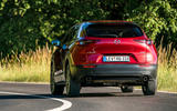 Mazda CX30 2019 first drive review - hero rear