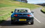 3 Mazda MX 5 Sport Venture 2021 UK FD hero rear