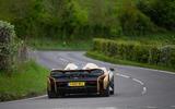 3 McLaren Elva 2021 UK FD hero rear