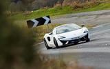 McLaren - hero front