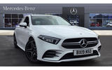 Mercedes-AMG A35 - static front