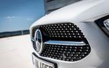 Mercedes-Benz A-Class A180D nose