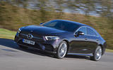 Top 10 grand tourers – Mercedes-Benz CLS