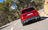 Mercedes-Benz GLA 220d 2020 first drive review - hero rear