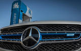 Mercedes-Benz GLC F-Cell 2018 first drive review - front grille