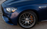 Mercedes-AMG E63 S Estate 2020 first drive review - alloy wheels