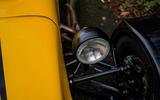 3 MK Indy RR Hayabusa 2021 UK first drive headlights