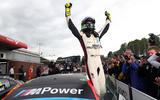Motorsport Hero Colin Turkington helmet