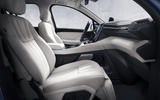 Nio ES8 2018 first drive review - cabin