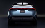 Nissan Ariya concept 2019 - static rear