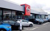Nissan UK dealership