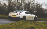 Nissan GT-R Nismo 2020 UK first drive review - hero rear