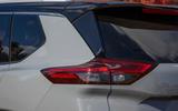 3 Nissan Rogue 2021 USA FD rear lights