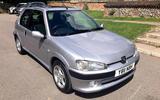 Peugeot 106 Quicksilver - front