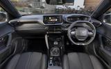 Peugeot 2008 GT Line interior shot