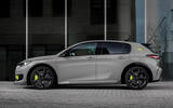 Peugeot 308 PSE render 2020 - static side