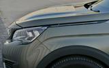 Peugeot 5008 2018 long-term review headlights