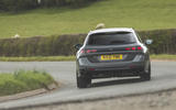 3 Peugeot 508 PSE 2021 UK first drive review hero rear