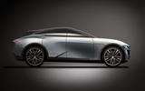 Pininfarina Pura Vision render 2022 - static side