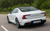 Polestar 1 2019 first drive review - hero rear