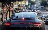 2019 Porsche 911 prototype first ride - camouflage