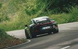 3 Porsche 911 GT3 Touring 2021 LHD UK hero rear