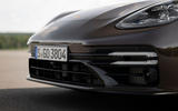 Porsche Panamera Turbo S Sport Turismo 2020 first drive review - nose