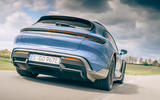 3 Porsche Taycan Cross Turismo 2021 LHD hero rear