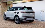 Range Rover Evoque PHEV 2020 - static rear