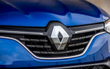 Renault Megane Sport 2020 UK first drive review - nose