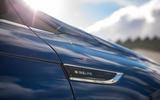 Renault Megane Sport Tourer E-Tech PHEV 2020 first drive review - RS Line badge