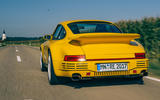 3 RUF CTR 2020 first drive review hero rear
